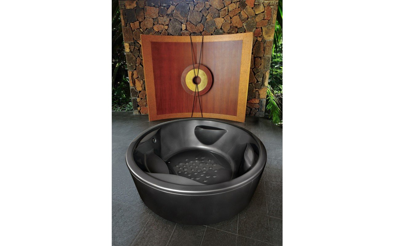 Allegra Round Freestanding Bathtub 2 web