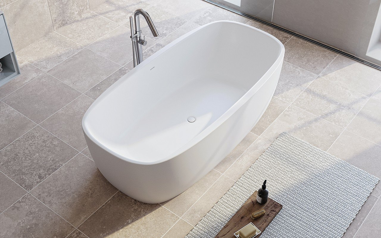 Aquatica coletta white freestanding solid surface bathtub new web 06