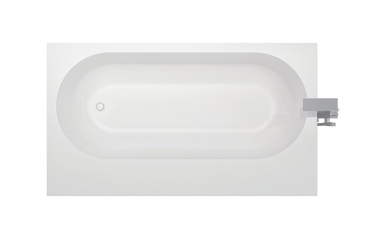 Aquatica storage lovers freestanding solid surface bathtub top (web)