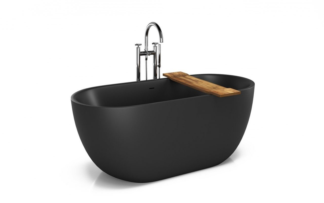 Aquatica tidal waterproof teak bathtub tray 01 (web)