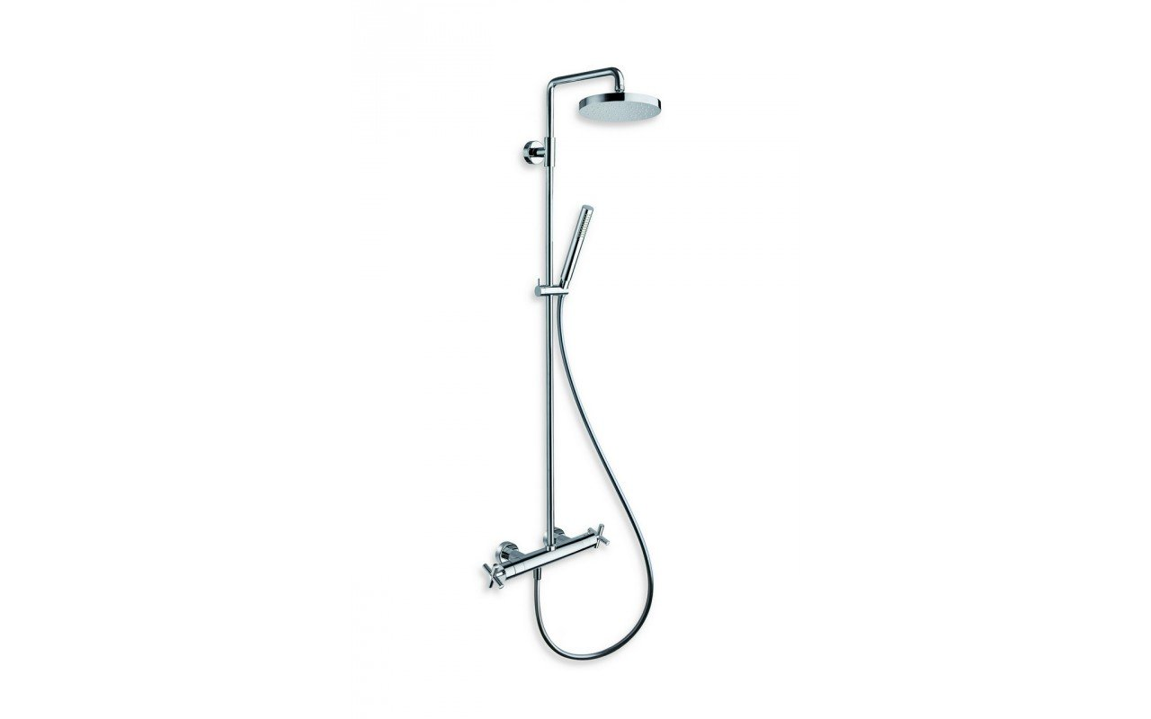 Complete static Valve Shower System EV 456 web
