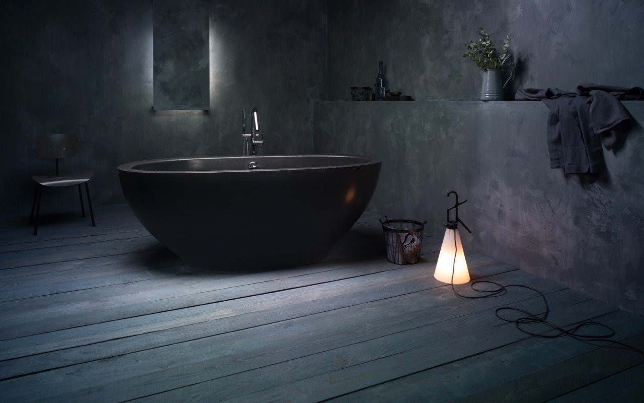 Karolina Black Stone Bathtub web (7)