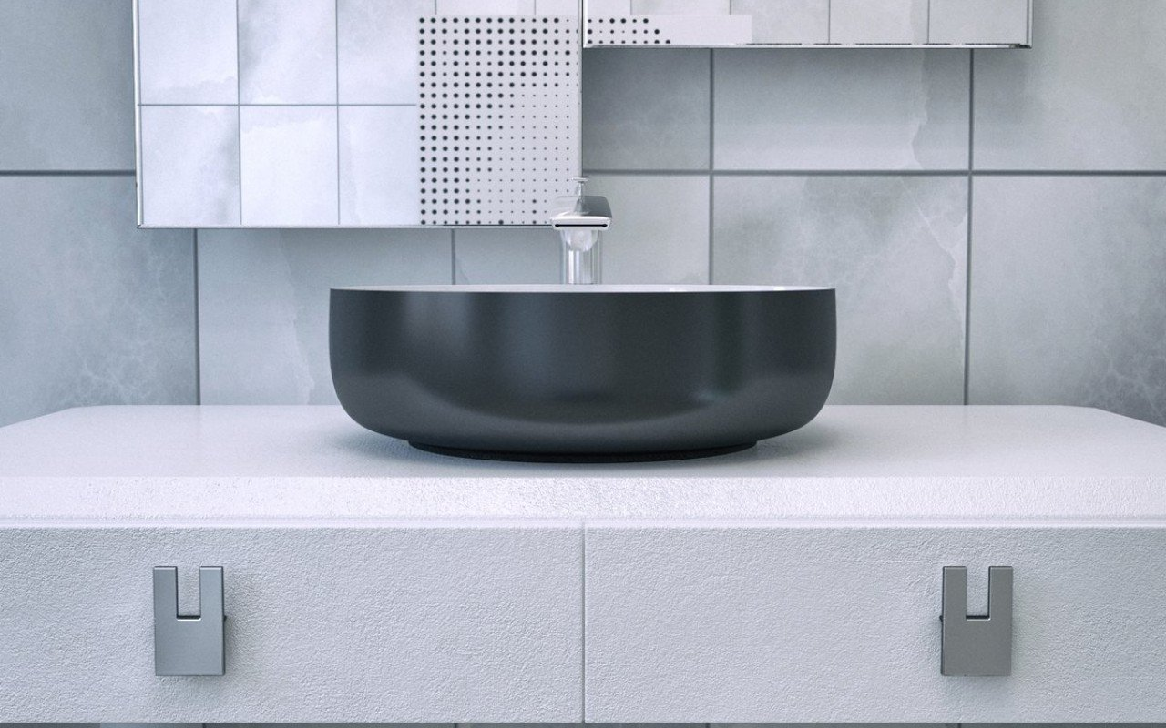 Metamorfosi Black Wht Round Ceramic Vessel Sink 02 (web)