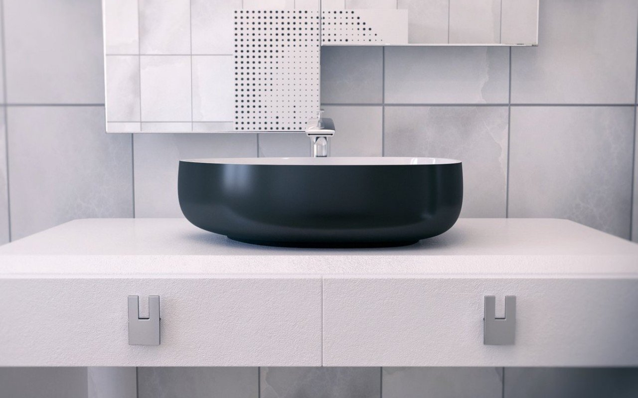 Metamorfosi Black Wht Shapeless Ceramic Vessel Sink 02 (web)