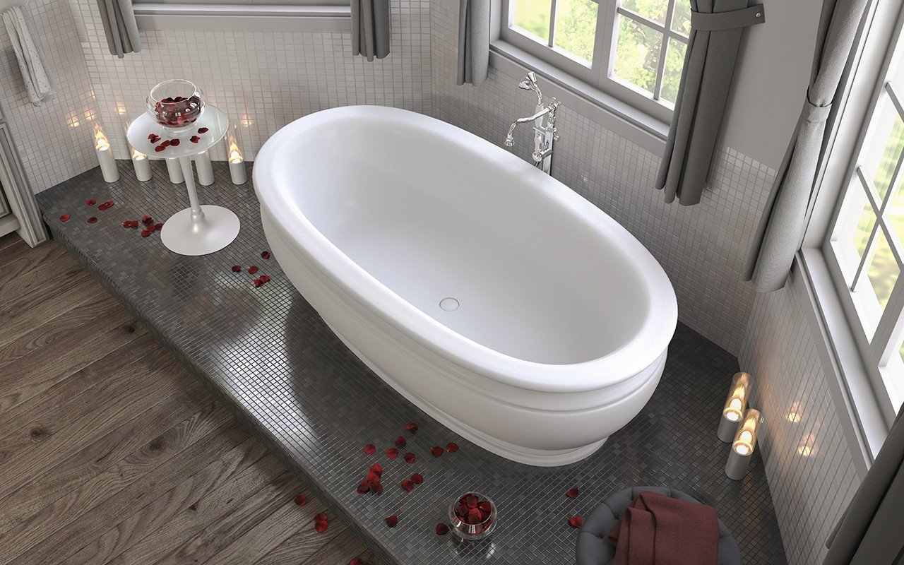 Olympian Roman Freestanding Solid Surface Bathtub web (4)