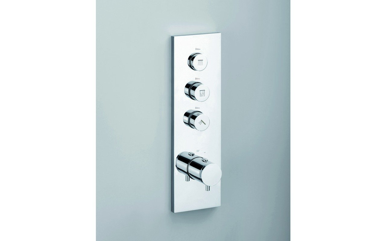 RD 723 V Throughput Thermostatic Valve with 3 Independent Volume Controls 01 (web)