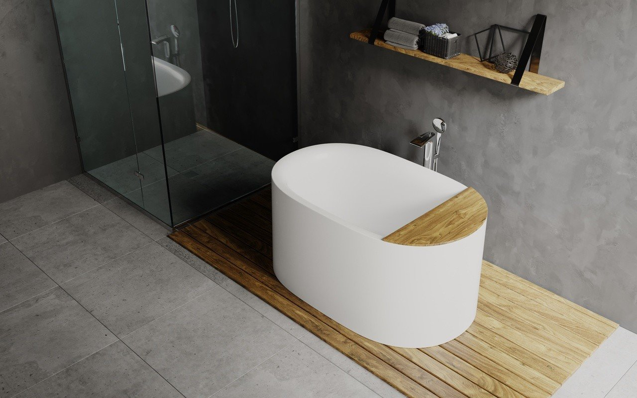 Sophia freestanding stone bathtub by Aquatica 04 (web)