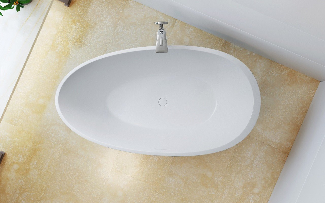 Spoon 2 Freestanding Solid Surface Bathtub new web (4)