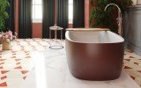 Aquatica Coletta Oxide Red Wht Freestanding Solid Surface Bathtub 06 (web)