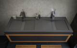 Aquatica Millennium 150 Blck Stone Bathroom Sink 02 (web)