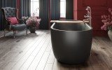 Corelia Black Freestanding Stone Bathtub 7 (web)