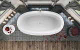 Olympian Roman Freestanding Solid Surface Bathtub 05 (web)