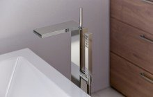 Aquatica Modul 190 Floor Mounted Bath Filler – Chrome web (1)