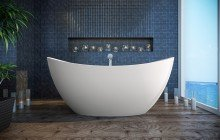 Purescape 171 Freestanding Slipper Bathtub BI 03 web (1)
