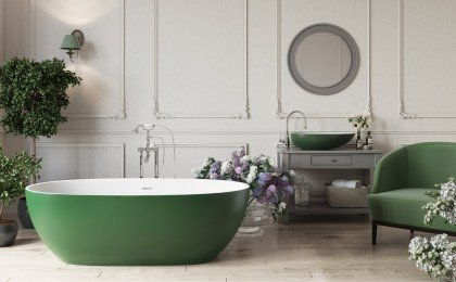 Aquatica Corelia Moss Green Wht Freestanding Solid Surface Bathtub 02 (web)