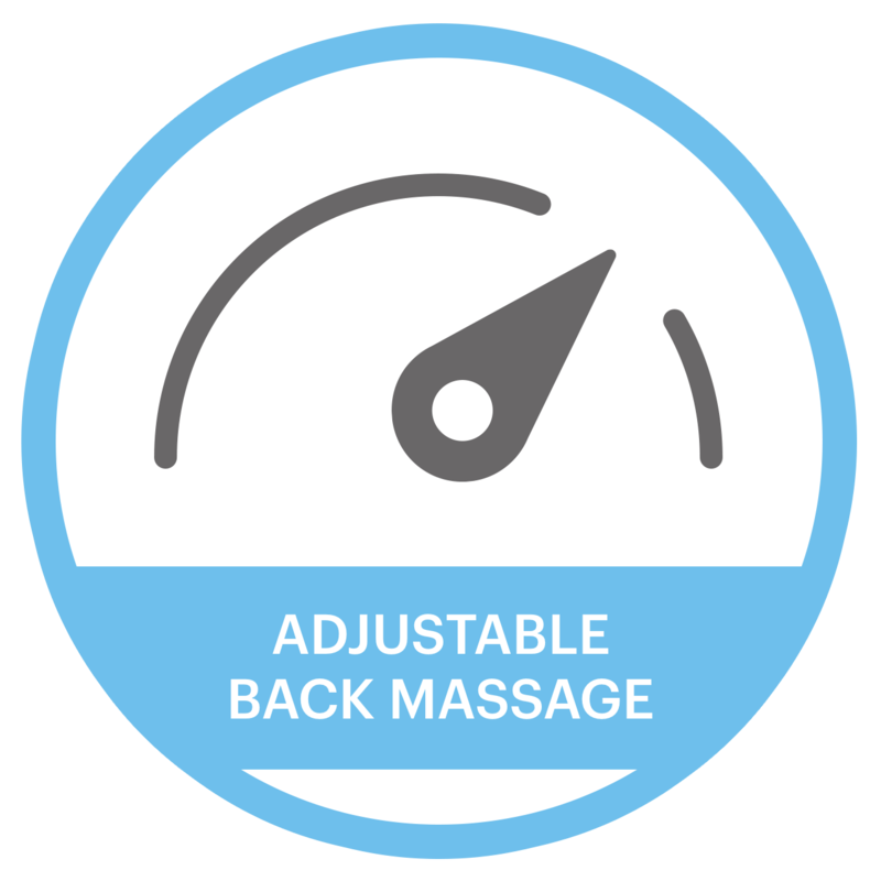 Adjustable back massage ABM system (web)