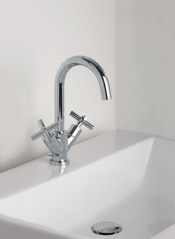 Aquatica Celine 7 Sink Faucet (SKU 226) – Chrome 01 (web)
