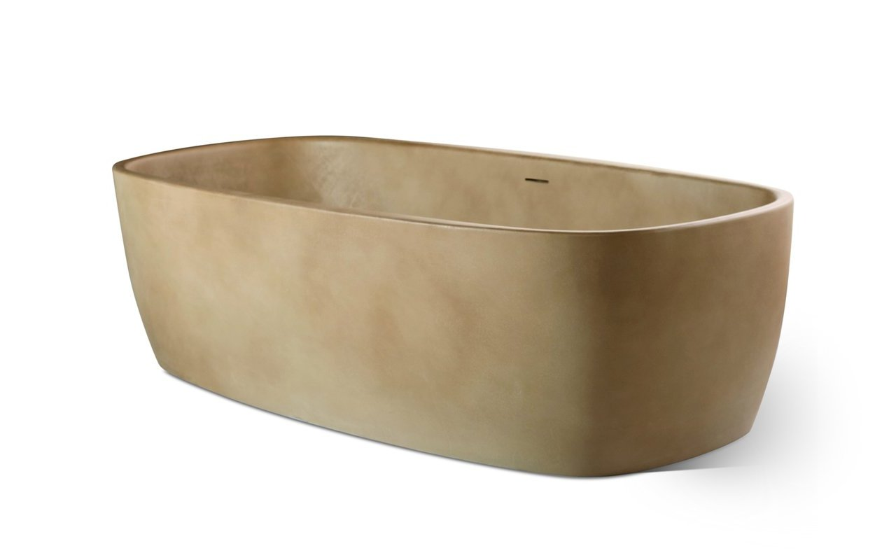 Aquatica Coletta Sandstone Freestanding Solid Surface Bathtub 02 (web)