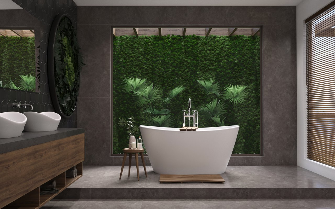 Aquatica Purescape 748M Freestanding Solid Surface Bathtub Fine Matte model 2018 02 (web)