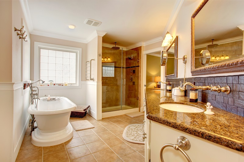 bigstock Luxury Bathroom Interior 77492642